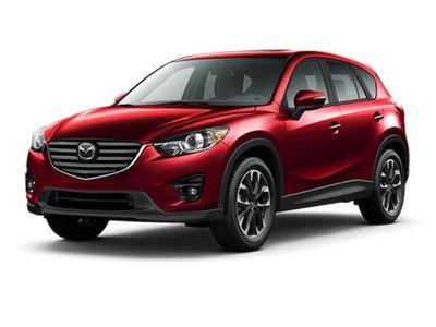 2016 Mazda CX-5 Grand Touring (Soul Red)