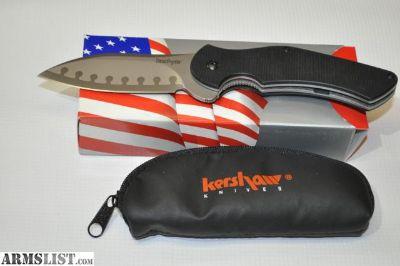 For Sale: Kershaw 1725CB Junkyard Dog II (2)