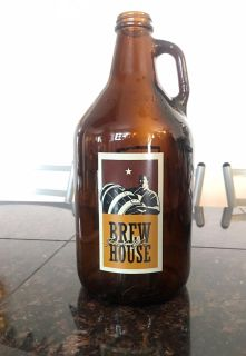 Growler from Fitger s Brewhouse in Duluth, MN
