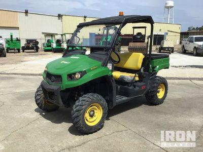 2013 John Deere 550 XUV 4x4 Utility Vehicle