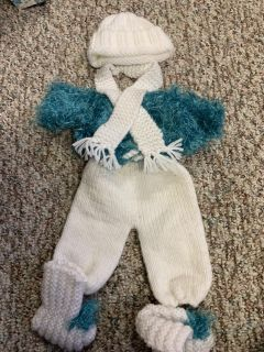 adorable doll outfit