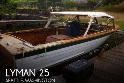1964 Lyman 25