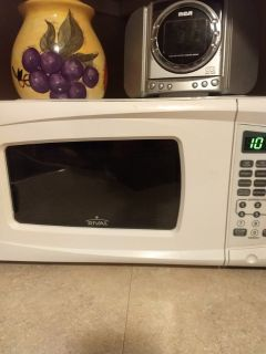 Rival Microwave