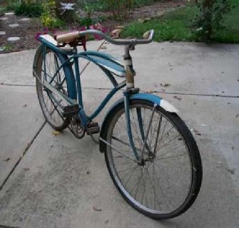 $110 Bicycle Vintage 1941 Murray SportCrest