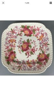 ANY Copeland Spode plates like this Aster pattern or any other pattern