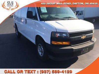 2019 Chevrolet Express 2500 Work Van (Summit White)
