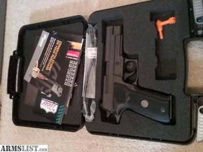 For Sale/Trade: Sig p226 legion 9mm