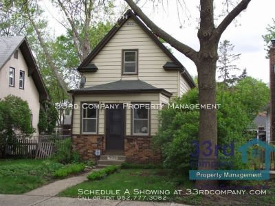 Charming home with 3 season porch!