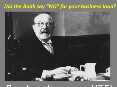 Banks say No! Our lenders say YES!