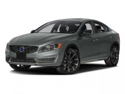 2016 Volvo S60 Cross Country T5 Platinum (Osmium Grey Met)