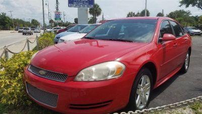 2013 Chevrolet Impala LT Fleet (Red)