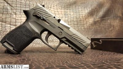 For Sale: Sig Sauer P320 Compact With Safety 9MM $609