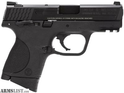 For Sale: SMITH AND WESSON M&P COMPACT