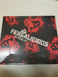 Fergalicious By Fergie Weever,Doe Boots