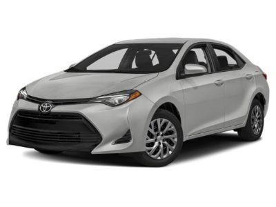 2019 Toyota Corolla L (Gray)