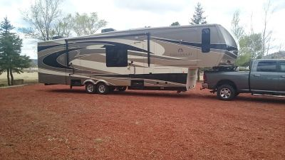 2012 Redwood RV Redwood 36FL
