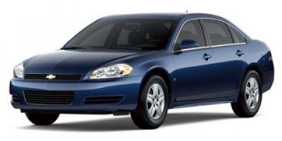 2009 Chevrolet Impala LS (Imperial Blue Metallic)