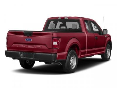2018 Ford F-150 (Ruby Red Metallic)