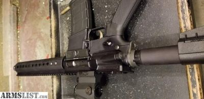 For Sale: AR15 with binary trigger