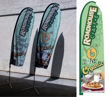 Best Distributor of Flying promo and Roll-up Banners
