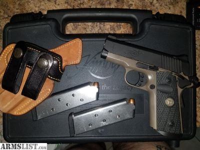 For Sale: KIMBER WILSON COMBAT