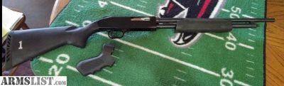 For Sale: Excellent Condition Mossberg 500 .410 Cruiser Pump Shotgun