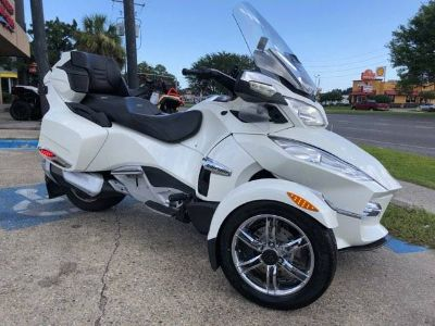 2012 Can-Am Spyder RT Limited 3 Wheel Motorcycle Kenner, LA