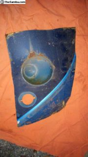 Front Nose/Headlight Bucket Metal