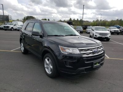 2018 Ford Explorer Base (black)