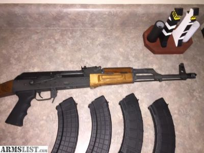 For Sale: AK-47 (not full auto, chill ATF)