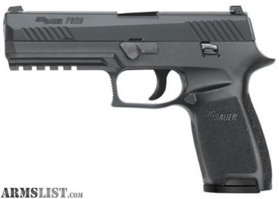 For Sale: Sig Sauer P320 Full 9mm Pistol