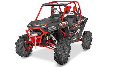 2016 Polaris RZR XP 1000 EPS High Lifter Edition Sport-Utility Utility Vehicles Linton, IN