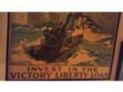 WW Liberty Loan Posters (Frederick)