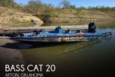 2019 Bass Cat 20