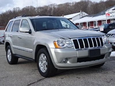 2010 Jeep Grand Cherokee Limited (Gray)