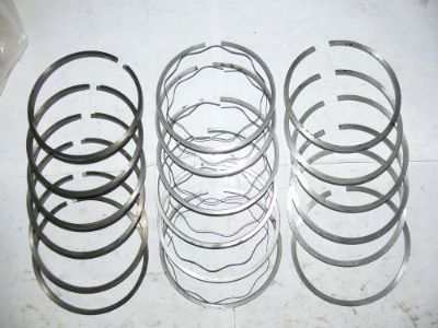 Find 1939 to 1940 PONTIAC SIX CYLINDER ENGINES STD to .010 PISTON RINGS motorcycle in Elgin, Texas, United States, for US $21.95
