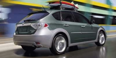 2009 Subaru Impreza Outback Sport (Sage Green Metallic With Steel Silver Me)