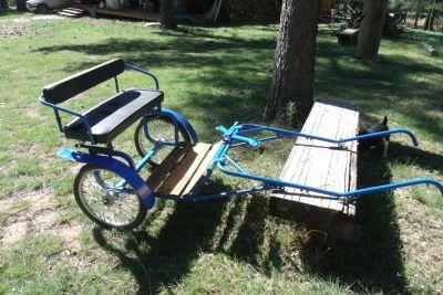 Pony or Minature Horse Cart