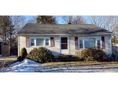 3 Bed 1 Bath Foreclosure Property in Lawrence, MA 01843 - Ridgewood Cir