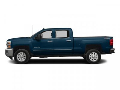 2018 Chevrolet Silverado 2500HD LTZ (Deep Ocean Blue Metallic)