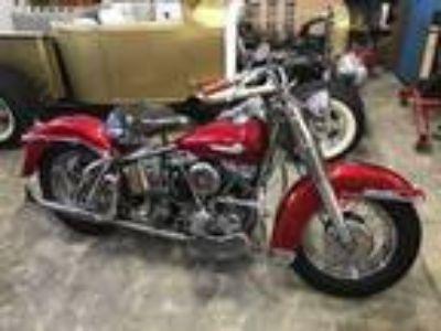 1962 Harley-Davidson Touring FL Duo Glide Panhead