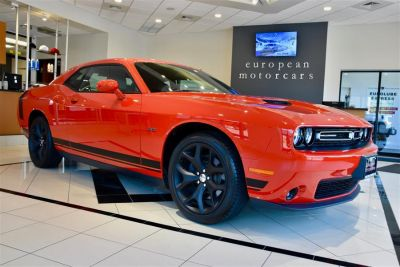 2016 Dodge Challenger R/T Plus (Torred Clear Coat)