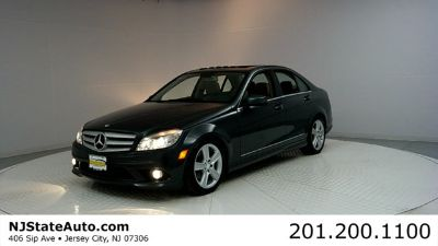 2010 Mercedes-Benz C-Class C300 4MATIC Sport (Steel Grey Metallic)