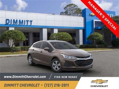 2019 Chevrolet Cruze LS (oakwood metallic)