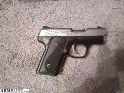 For Sale/Trade: Kimber Solo Carry
