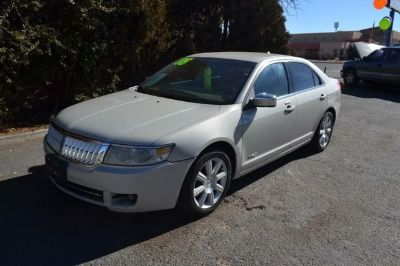 2008 LINCOLN MKZ 4d