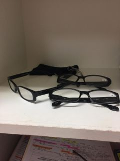 Set of 3 Brand New Readers 2.0