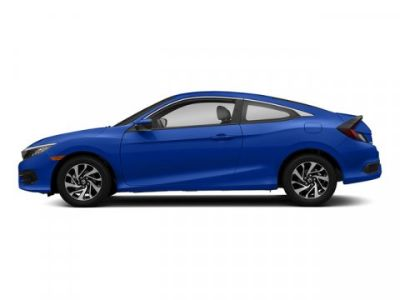 2018 Honda CIVIC COUPE LX (Aegean Blue Metallic)