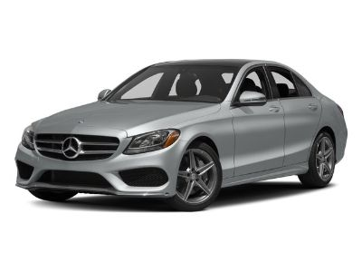 2016 Mercedes-Benz C-Class C 300 Sport (Palladium Silver Metallic)