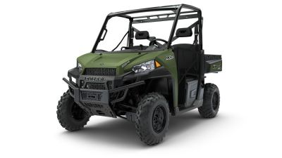 2018 Polaris Ranger XP 900 EPS Side x Side Utility Vehicles Woodstock, IL
